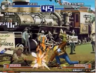 Screenshot Thumbnail / Media File 1 for The King of Fighters 2003 (Set 2)
