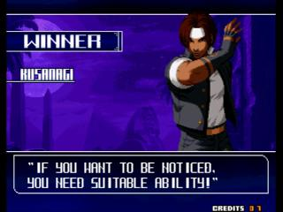 Screenshot Thumbnail / Media File 1 for The King of Fighters 2003 (Set 1)
