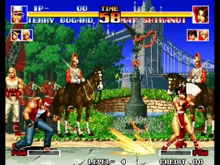 Screenshot Thumbnail / Media File 1 for The King of Fighters '94