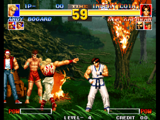Screenshot Thumbnail / Media File 1 for The King of Fighters '95 (Set 2)