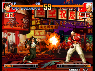 Screenshot Thumbnail / Media File 1 for The King of Fighters '97 (Set 2)