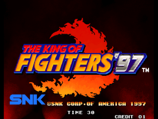 Screenshot Thumbnail / Media File 1 for The King of Fighters '97 (Set 1)