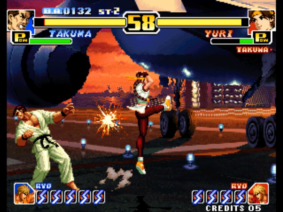 The King of Fighters '99: Millenium Battle (Set 1) ROM