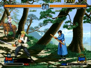 Screenshot Thumbnail / Media File 1 for Last Blade 2 / Bakumatsu Roman: Dai Ni Maku Gekka no Kenshi, The