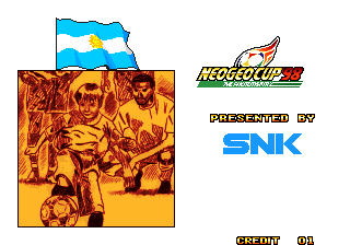 Neo-Geo Cup '98: The Road to the Victory ROM < NeoGeo ROMs | Emuparadise