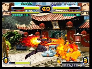 Screenshot Thumbnail / Media File 1 for Rage of the Dragons (Decrypted C) (Non-MAME)