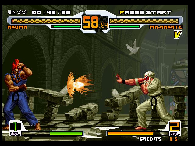 SNK Neo Geo ROMs - Neo-Geo Downloads - Emulator Games