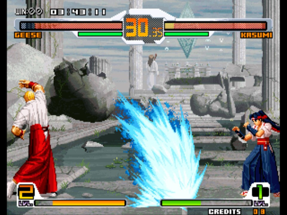 snk vs capcom chaos super plus neoragex