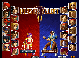 Screenshot Thumbnail / Media File 1 for SNK vs. Capcom: SVC Chaos