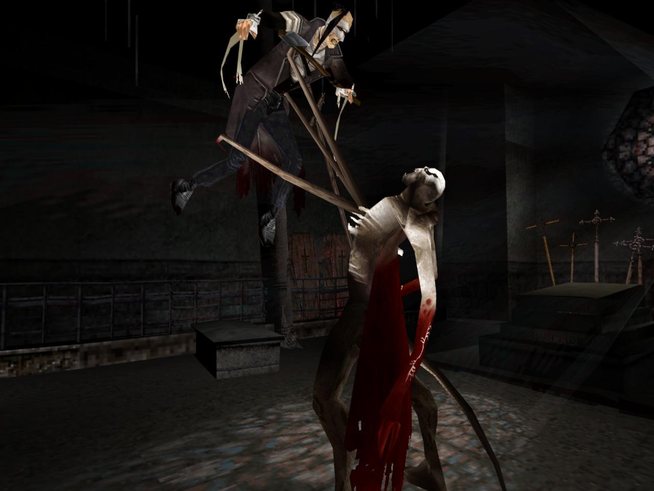 """Résultat de recherche d'images pour """"nightmare creatures 2 dreamcast"""""""