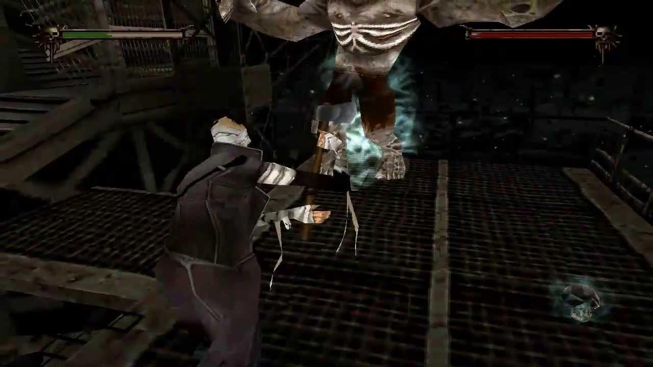 nightmare creatures 2 ps1 iso