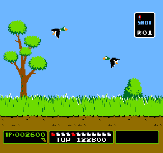 Screenshot Thumbnail / Media File 1 for Vs. Duck Hunt (set DH3 E)