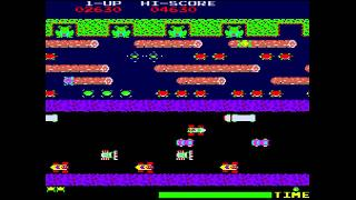 Screenshot Thumbnail / Media File 1 for Frogger