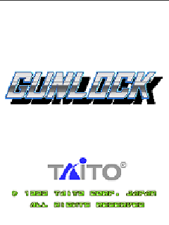 Screenshot Thumbnail / Media File 1 for Gunlock (Ver 2.3O 1994/01/20)