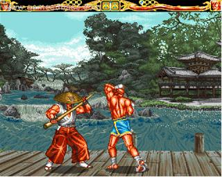 Screenshot Thumbnail / Media File 1 for Fightin' Spirit (1996)