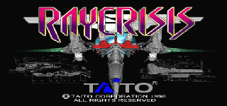 Screenshot Thumbnail / Media File 1 for Ray Crisis (V2.03J 1998/11/15 15:43)
