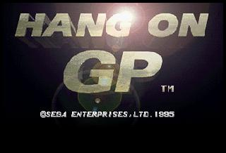 Screenshot Thumbnail / Media File 1 for Hang On GP '96 (E)