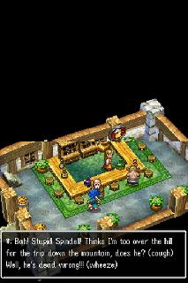Screenshot Thumbnail / Media File 1 for Dragon Quest VI - Realms of Revelation (U)