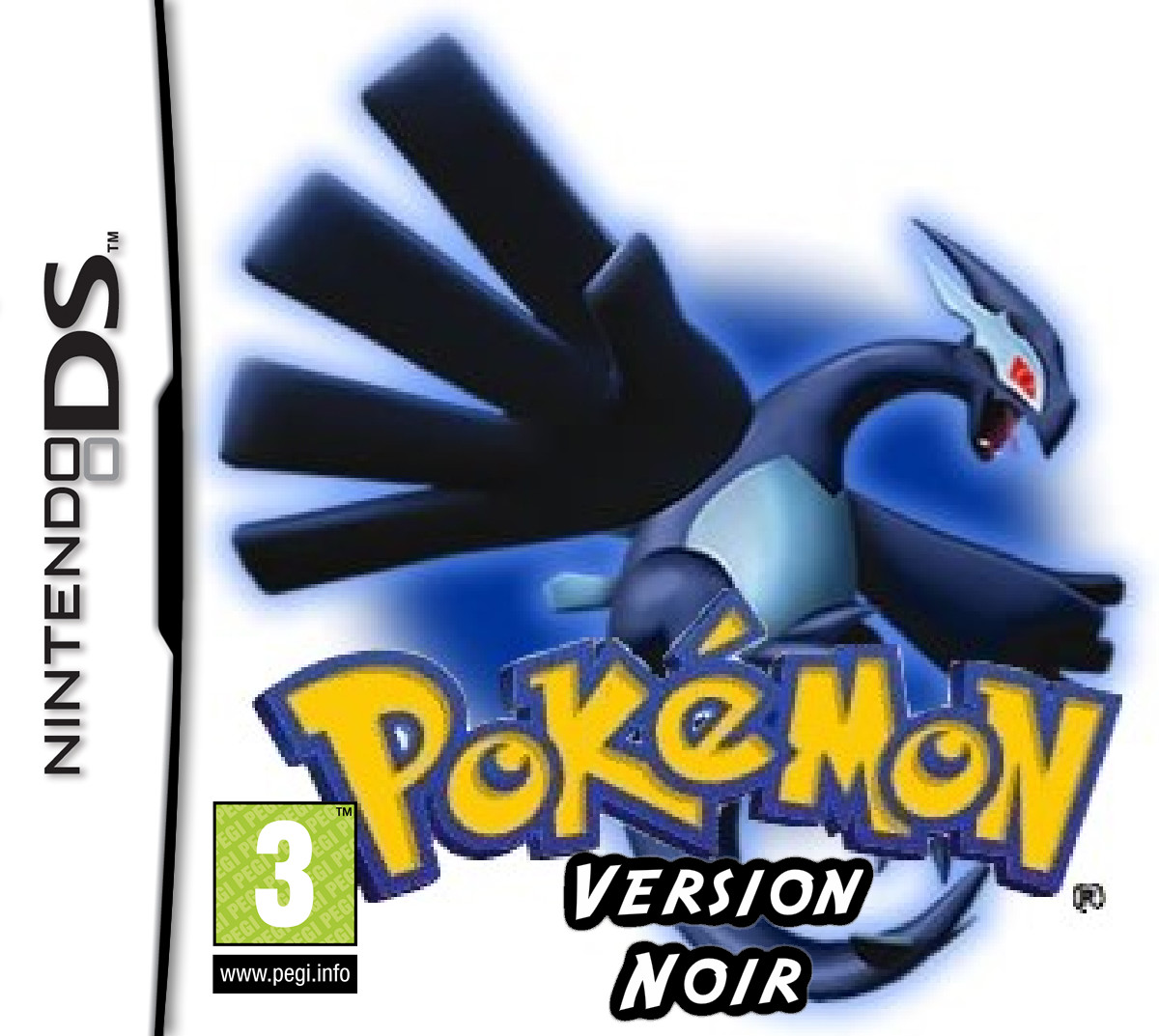 Pokemon  Version Noire DSi Enhanced F ROM