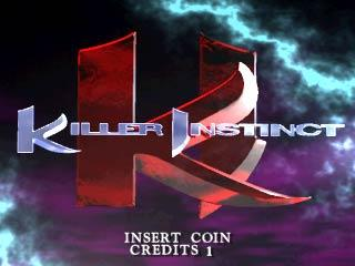 Screenshot Thumbnail / Media File 1 for Killer Instinct (proto v4.7)