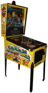 Super Mario Brothers Mushroom World ROM < MAME ROMs