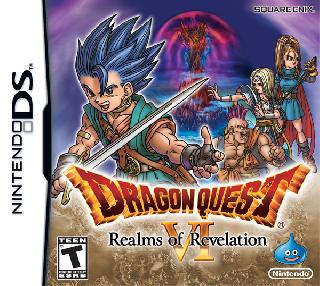 Screenshot Thumbnail / Media File 1 for Dragon Quest VI - Realms of Reverie (E)