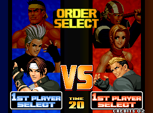The King of Fighters '98 - The Slugfest / King of Fighters