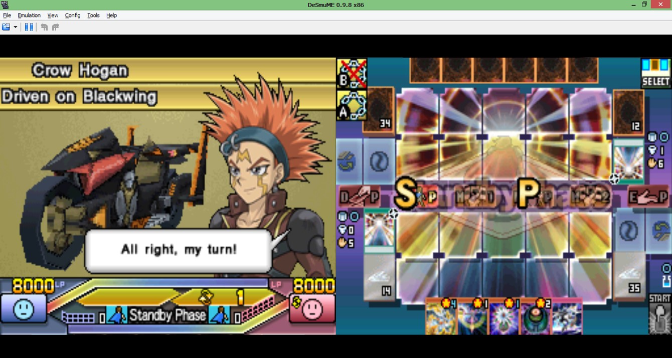 yu-gi-oh 5ds trading card game download