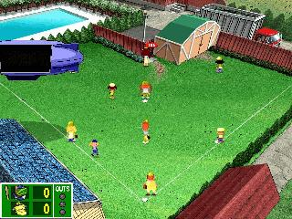 Screenshot Thumbnail / Media File 1 for Backyard Baseball 2001 (CD Windows)