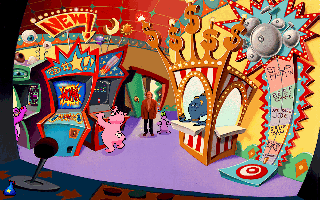 Screenshot Thumbnail / Media File 1 for Toonstruck (CD Windows)