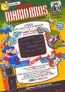 Screenshot Thumbnail / Media File 1 for Mario Bros. (Japan)