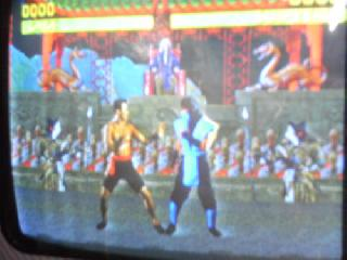 Screenshot Thumbnail / Media File 1 for Mortal Kombat (Yawdim bootleg, set 1)