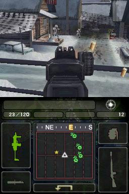 Call of Duty - Modern Warfare 3 - Defiance (U) ROM < NDS