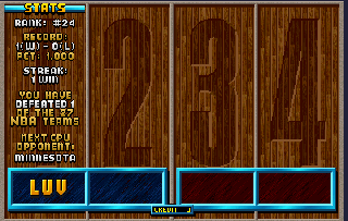 Screenshot Thumbnail / Media File 1 for NBA Jam (rev 2.00 02/10/93)