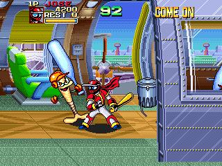 Ninja Baseball Bat Man (World) ROM < MAME ROMs | Emuparadise