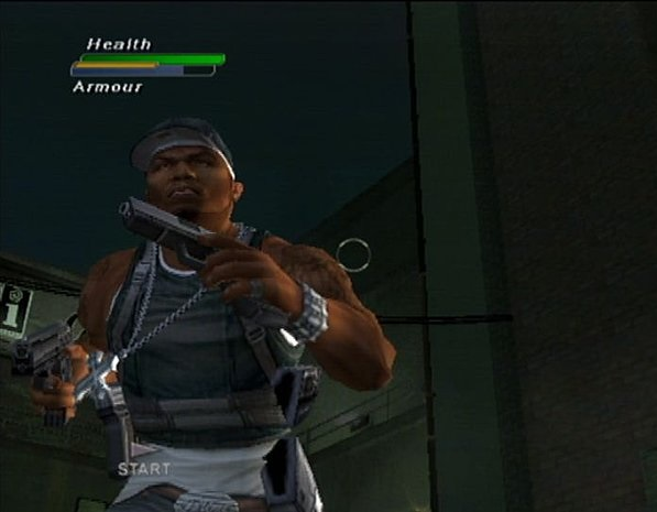 50 Cent - Bulletproof (USA) ISO < PS2 ISOs | Emuparadise