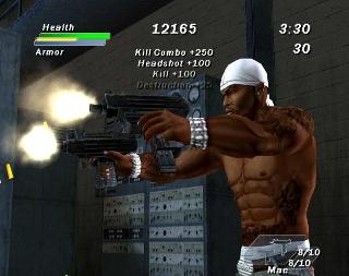 Screenshot Thumbnail / Media File 1 for 50 Cent - Bulletproof (USA)