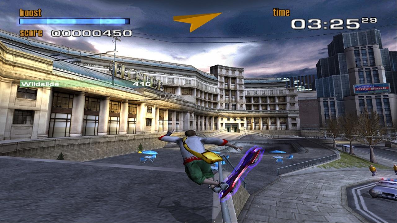 AirBlade PS2, manobras em curso!