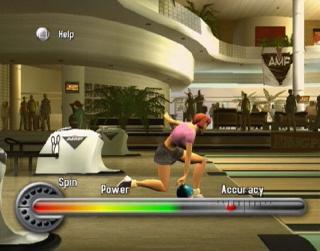 Screenshot Thumbnail / Media File 1 for AMF Xtreme Bowling (USA)