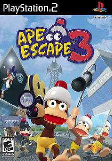 Screenshot Thumbnail / Media File 1 for Ape Escape 3 (USA)