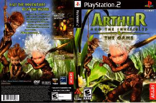 Screenshot Thumbnail / Media File 1 for Arthur and the Invisibles - The Game (USA) (En,Fr,Es)