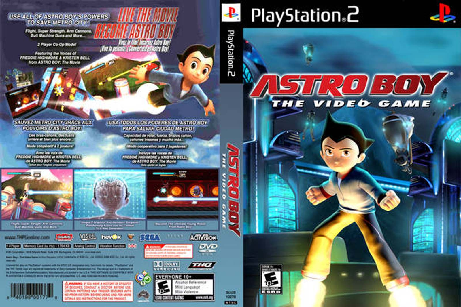 Astro Boy: The Video Game Cheats, Codes, and Secrets for ...