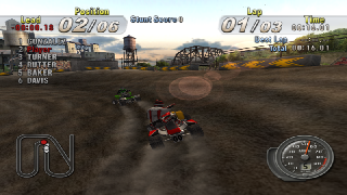 Screenshot Thumbnail / Media File 1 for ATV Offroad Fury 3 (USA)