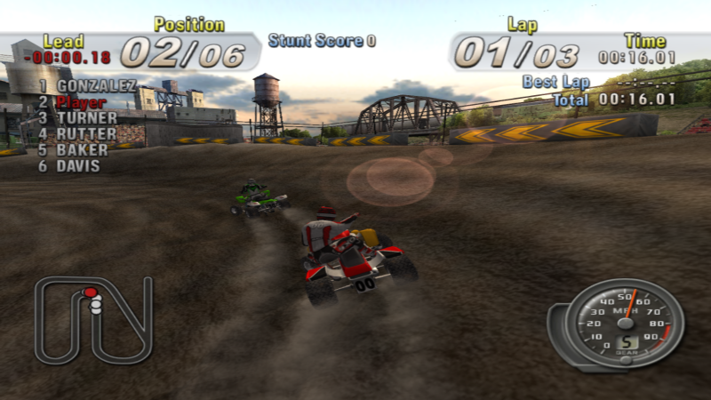 ATV Offroad Fury 3 (USA) ISO < PS2 ISOs | Emuparadise