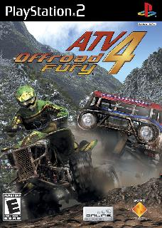 Screenshot Thumbnail / Media File 1 for ATV Offroad Fury 4 (USA)