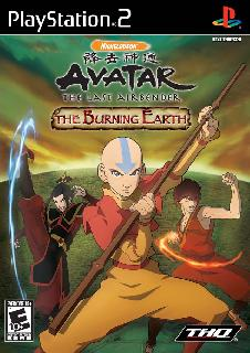 Screenshot Thumbnail / Media File 1 for Avatar - The Last Airbender - The Burning Earth (USA)