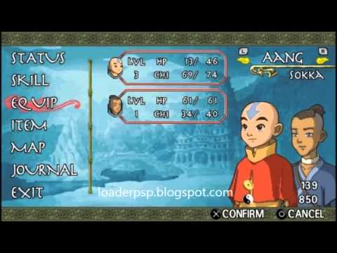 Avatar The Last Airbender USA ISO PS2 ISOs Emuparadise