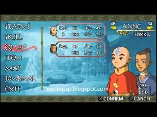 Screenshot Thumbnail / Media File 1 for Avatar - The Last Airbender (USA)