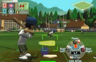 Screenshot Thumbnail / Media File 1 for Backyard Baseball (USA)