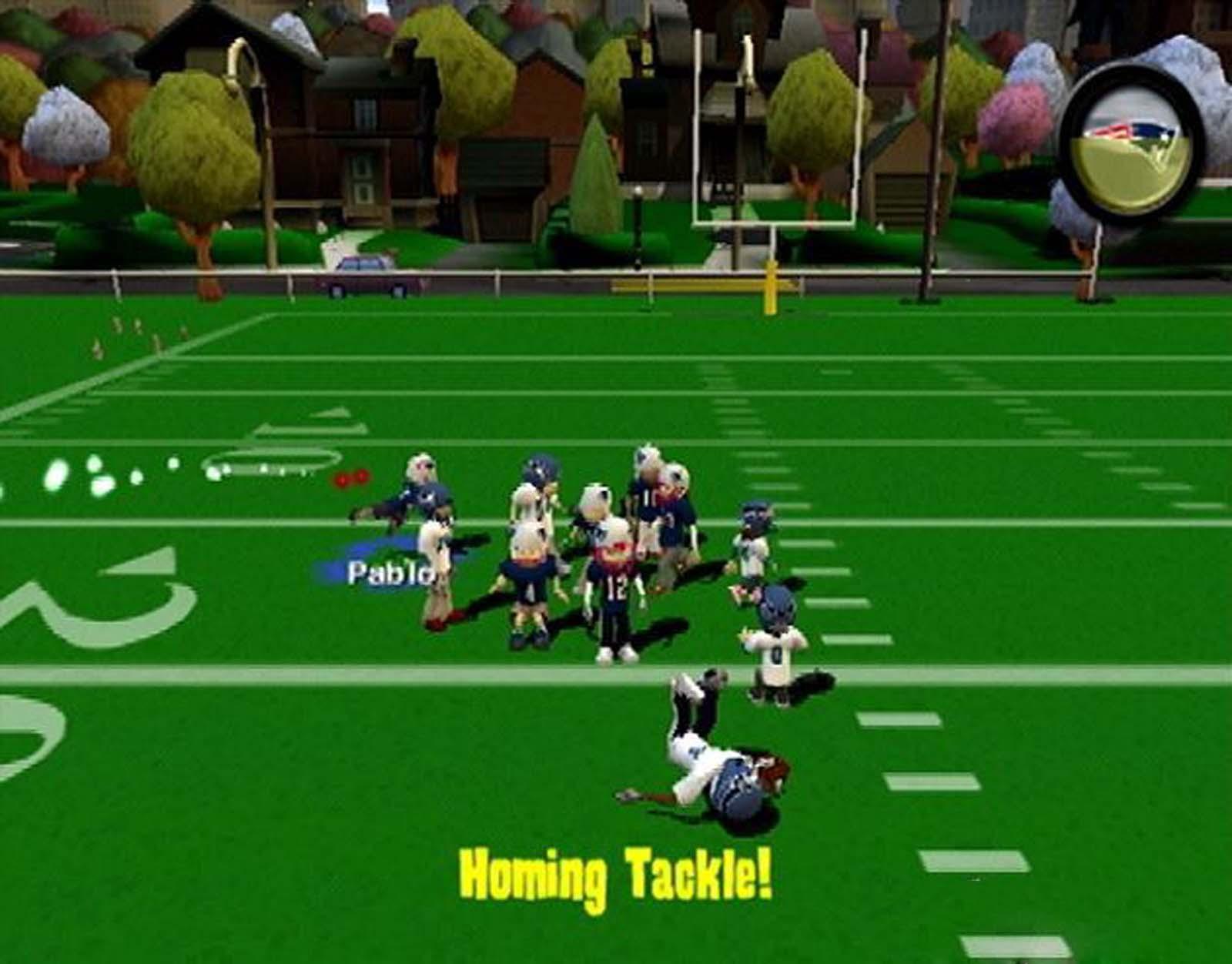Backyard Football '08 (USA) ISO